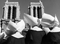 Nuns by the Notre Dame KSF-116