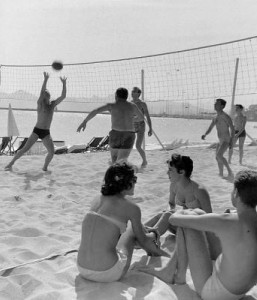 ' Beachvolleyball '  Cannes (KSF-181 )