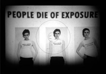 people die of exposure