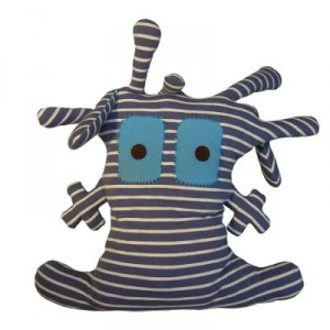 'Tako' (stripe blue white)