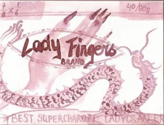 Lady Fingers Ladycrackers
