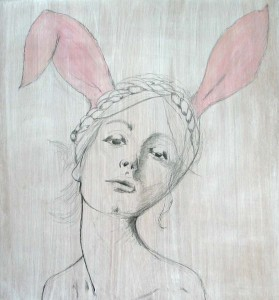 The Bunny Blonde