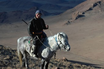 Bayan Ulgii mountain guide