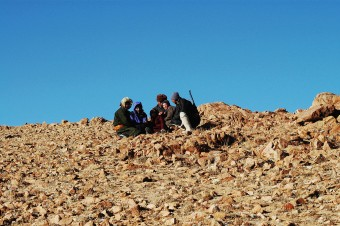 Bayan Ulgii mountain guides