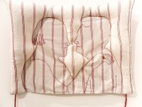 Pillow in love