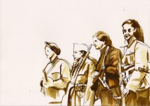 Four Partisans