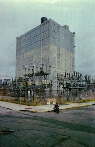 Brooklyn Electricity compound