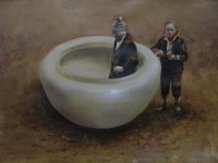 Hard Labour - Bowl and two boys