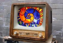 Whirling Television