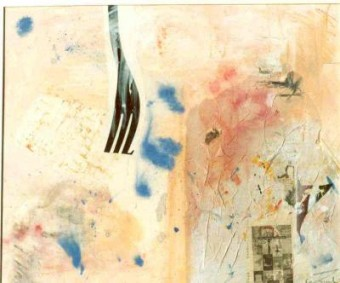 Mixed Media with Fork