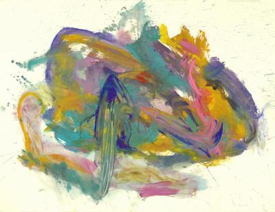 moderne abstracte kunst