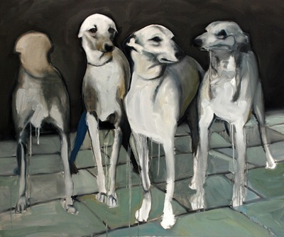 4 Whippets